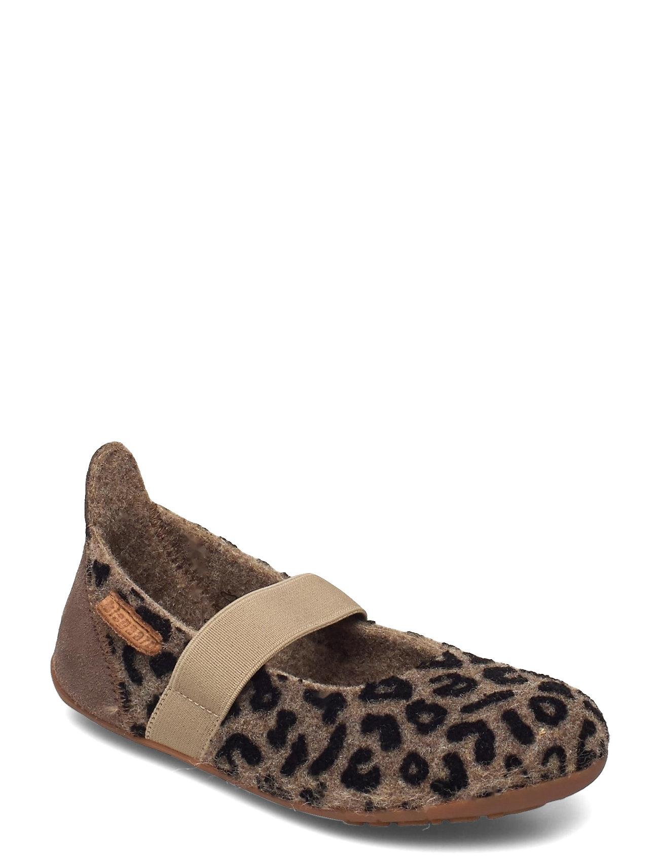 Home Shoe -  Wool Ballet Bisgaard Sko til Piger i