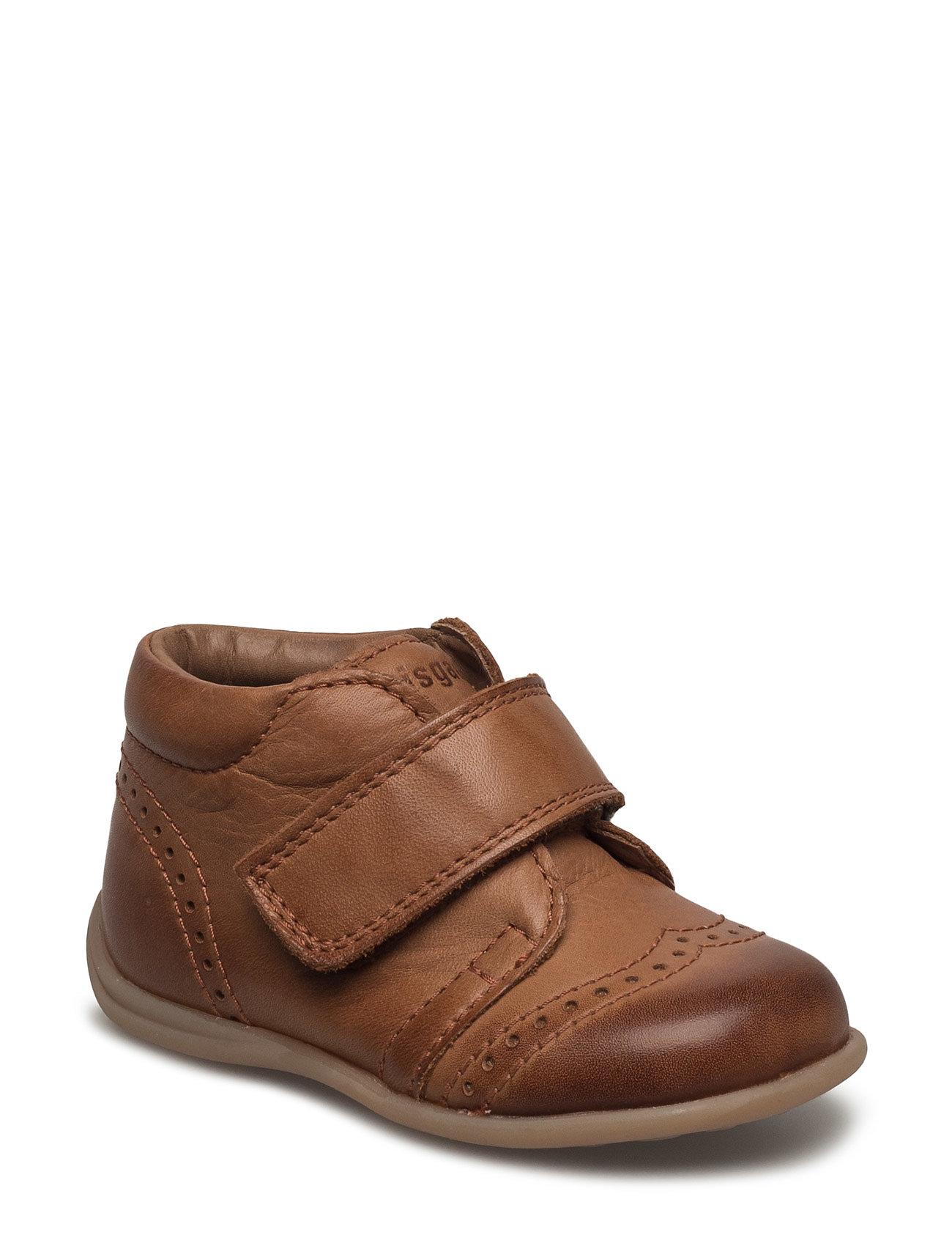 Prewalker Bisgaard Sko & Sneakers til Børn i cognac