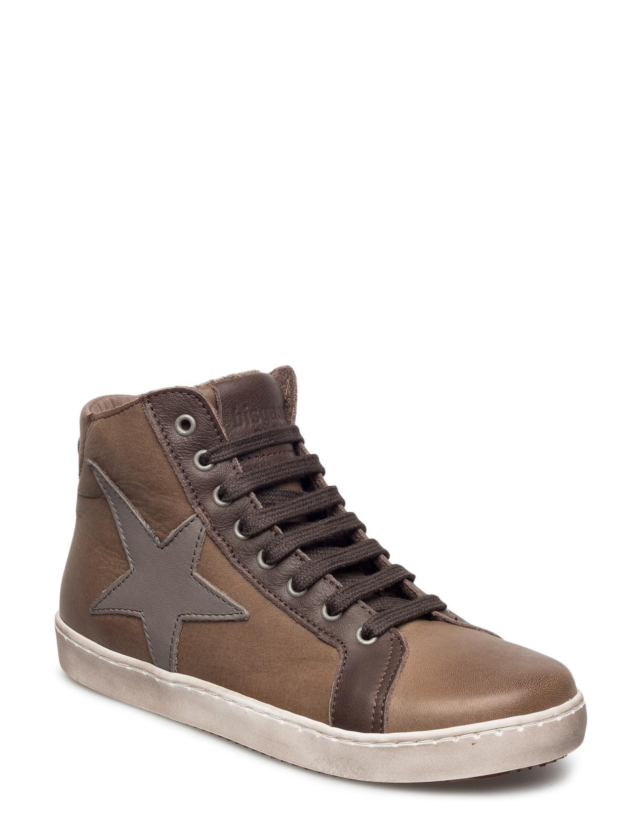 Shoe With Lace Bisgaard Sko & Sneakers til Børn i