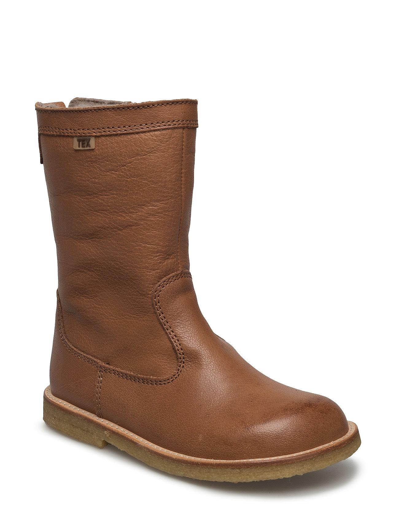 Tex Boot Bisgaard Støvler til Børn i cognac