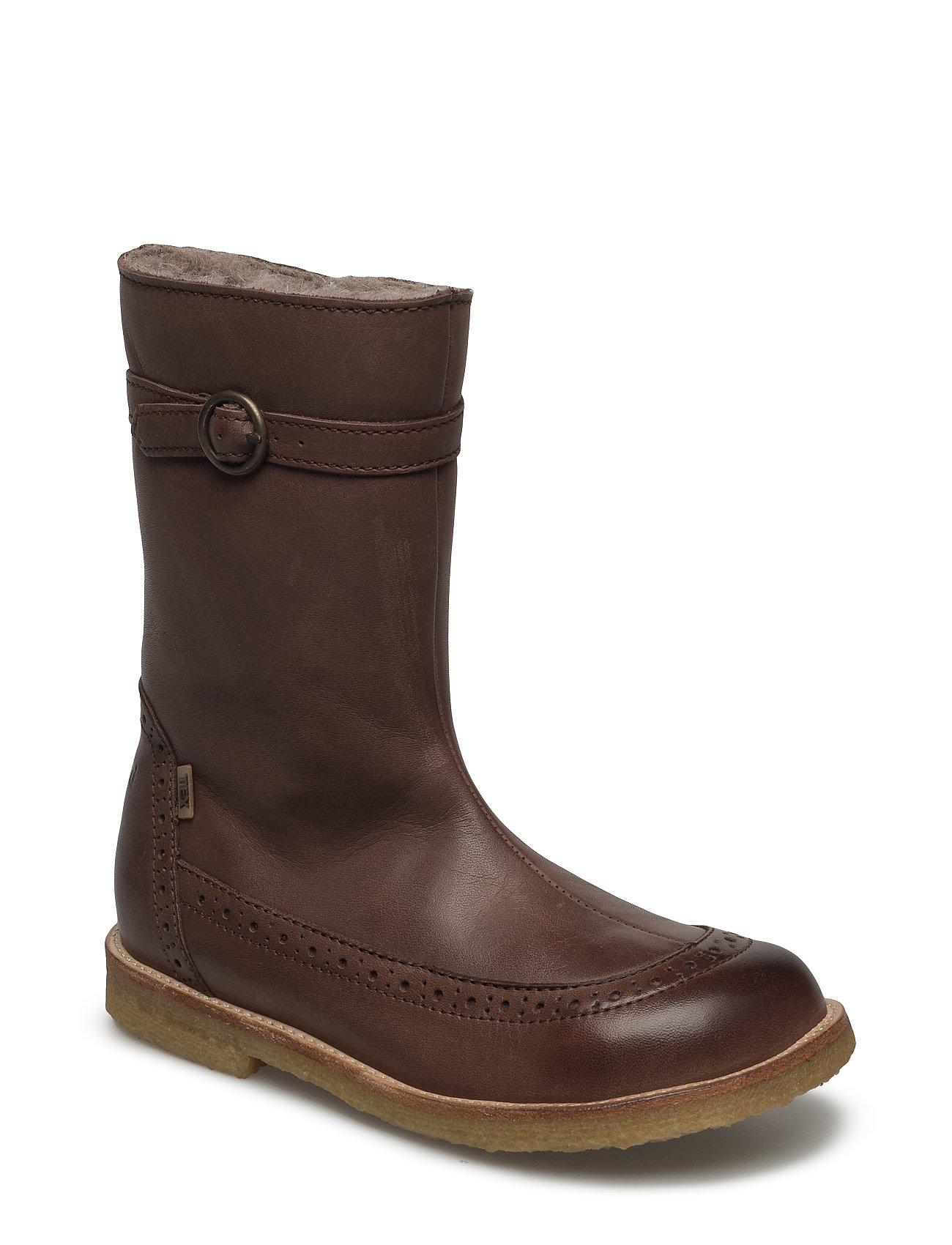 Tex Boot Bisgaard Støvler til Børn i Brun