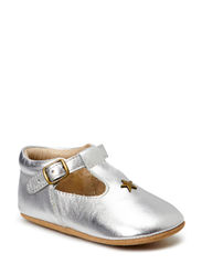 SLIPPERS - buckle star - 01 Silver