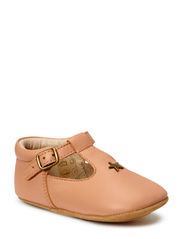 SLIPPERS - buckle star - 94 Nude