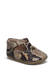 SLIPPERS - buckle star - PHYTON BEIGE