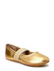 SLIPPERS BALLET - 02 GOLD