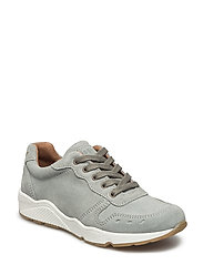 Shoe with laces - 1003-2 DUST