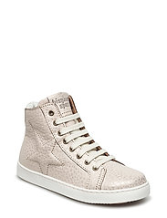 Shoe with laces - 3005 CREME