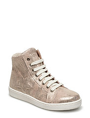 Shoe with laces - 6010 GOLD