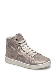 Shoe with laces - GREY