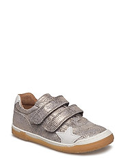 Velcro shoes - GREY
