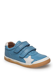 Velcro shoes - SKY BLUE