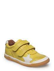 Velcro shoes - YELLOW