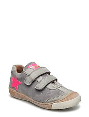 Velcro shoes - 403 GREY