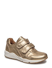Velcro shoes - GOLD