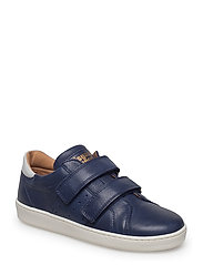 Velcro shoes - NAVY