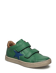 Shoe with velcro - 1000 GREEN