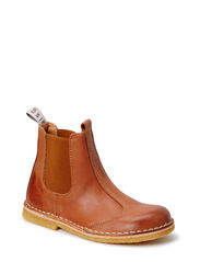 Boot with leather lining - 48 Nougat