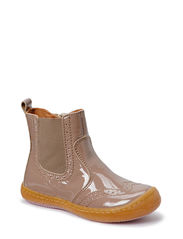 Boot with leather lining - 45 Mulatto