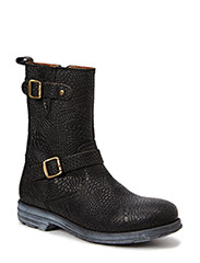 Boot - Crocoblack