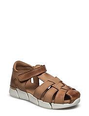 Sandals - 501 COGNAC