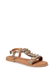 Sandal - 57 Phyton Beige