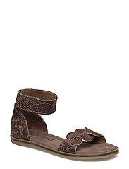 Sandals - 315 BROWN