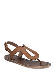 Sandals - 502 COGNAC