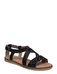 Sandals - 202 BLACK