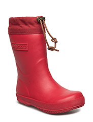 "RUBBER BOOT - ""WINTER THERMO"" - 10 RED"