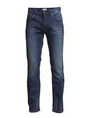 5 Pocket jeans - blue indigo - BLUE INDIGO