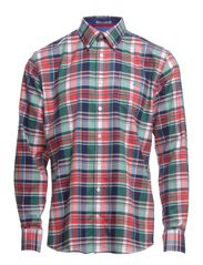 Multi checked shirt L/S - MULTI CHECK