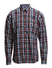 Checked shirt L/S - GREEN