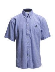 Structure shirt S/S - LT BLUE