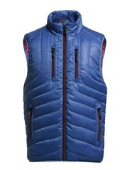 Quilted waistcoat - NAUTICAL