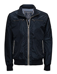 Casual bomber jacket - NAVY