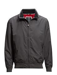Classic bomber jacket - ASPHALT