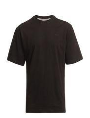 Basic o-neck tee - BLACK