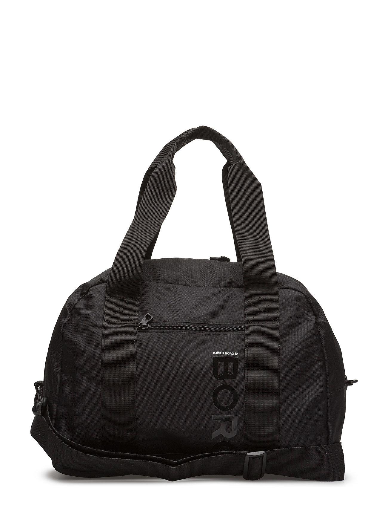 Core Bjˆrn Borg Bags Weekendtasker til Herrer i Sort