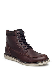 Milan Z Mid Tmb M - DARK BROWN