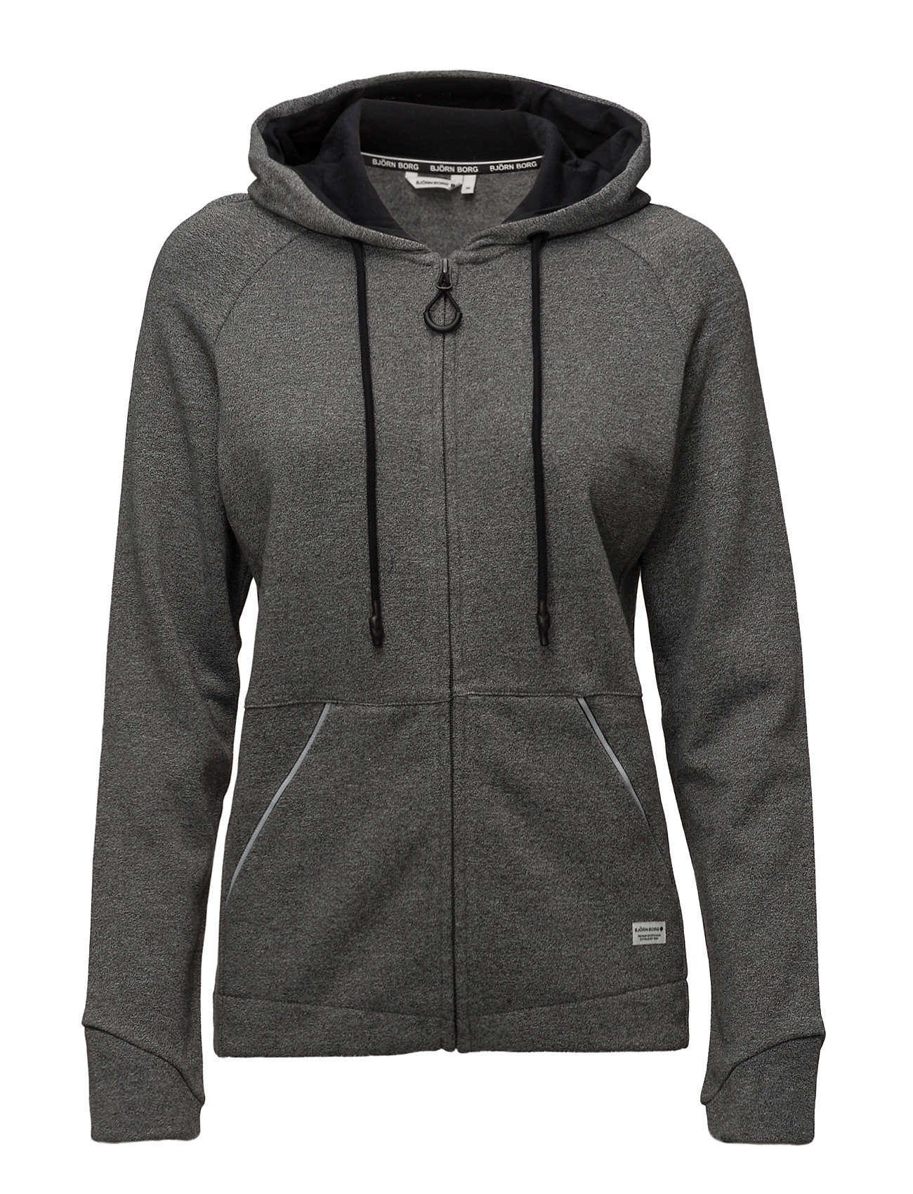1p Hooded Jacket Deona Bjˆrn Borg Sweatshirts til Damer i