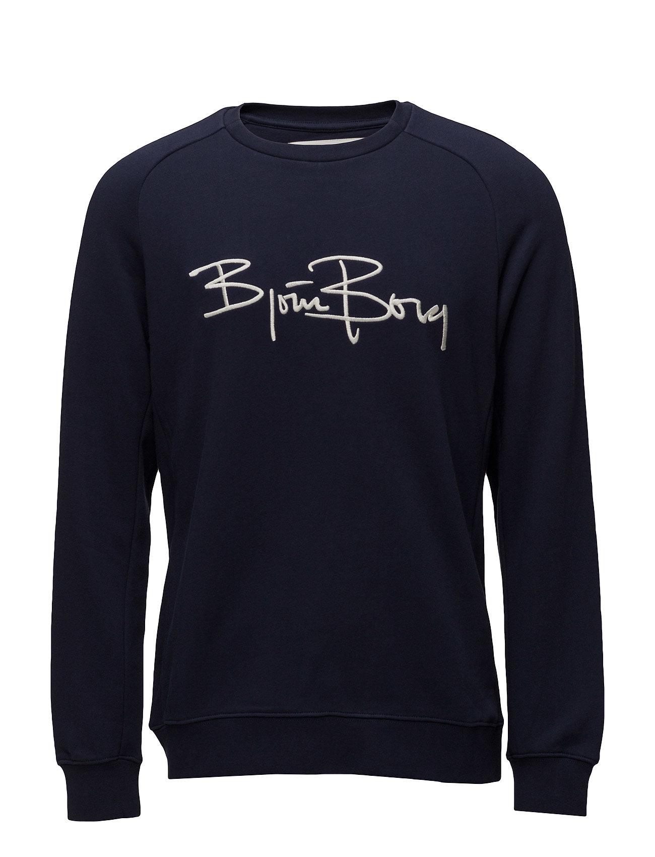 1p Crew Neck Signature¥75 Bjˆrn Borg Sports sweatshirts til Herrer i