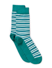 ANKLE SOCK, BB Stingray, 1-P - Pagoda Blue