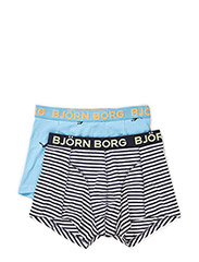 SHORT SHORTS, BB Summer Stripe & BB Scuba Diver, 2 - Mood Indigo