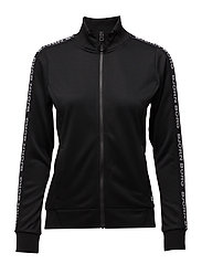 1p TRACK JACKET DONNA - BLACK BEAUTY
