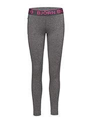 1p ESSENTIAL TIGHTS CORA - ANTHRACITE GREY MELANGE