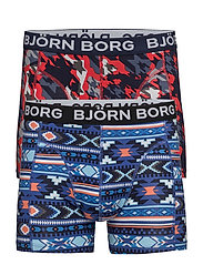 G 2p SHORTS BB NAVAJO & BB HOUNDTOOTH XMAS-BOX - SURF THE WEB