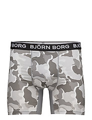 1p SHORTS BB SUPER SHADE BOLD - BB SUPER SHADE BOLD GRAY
