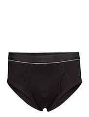 BRIEF, NOOS Solids, 1-P - BLACK
