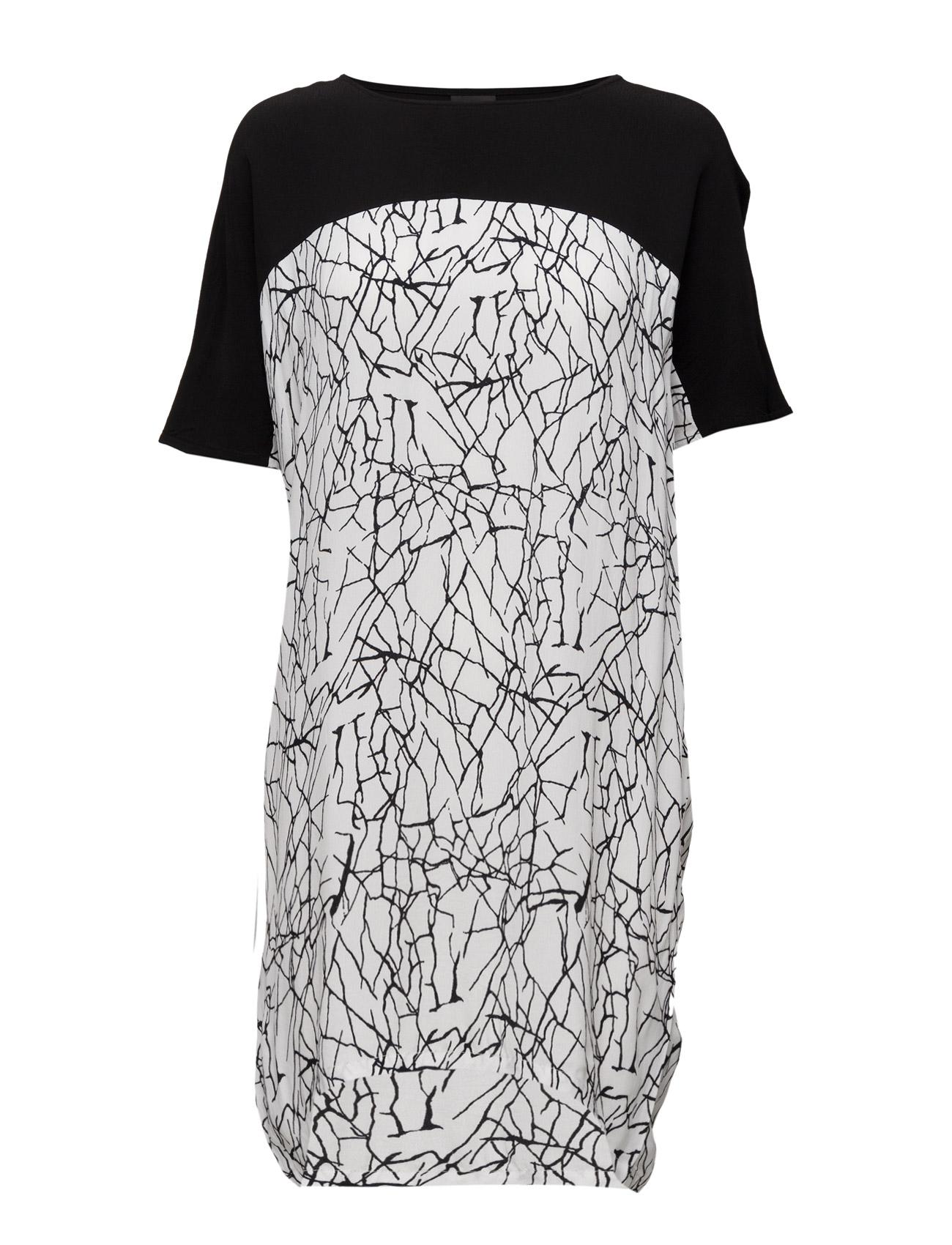 Nome Dress Black Lily Korte kjoler til Kvinder i Print