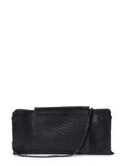 Kornelia clutch - black